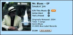 Mr Blues